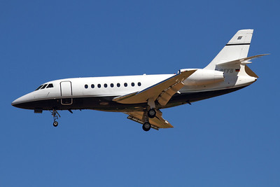 Reg: D-BFFB Type:  Dassault Falcon 2000EX		   C/n: 93 Location:  Palma de Mallorca - Son San Juan (PMI / LEPA), Spain        Photo Date: 10 June 2013 Photo ID: 1300732