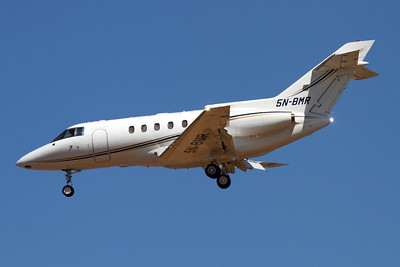 Reg: 5N-BMR Type:  BAe 125-800A		   C/n: 258264 Location:  Palma de Mallorca - Son San Juan (PMI / LEPA), Spain        Photo Date: 10 June 2013 Photo ID: 1300735