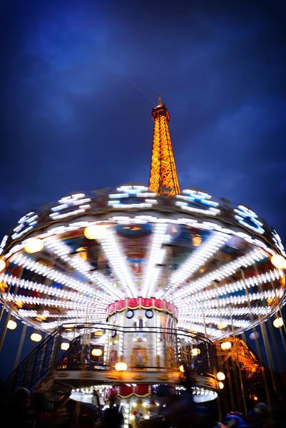 Eiffel Spin