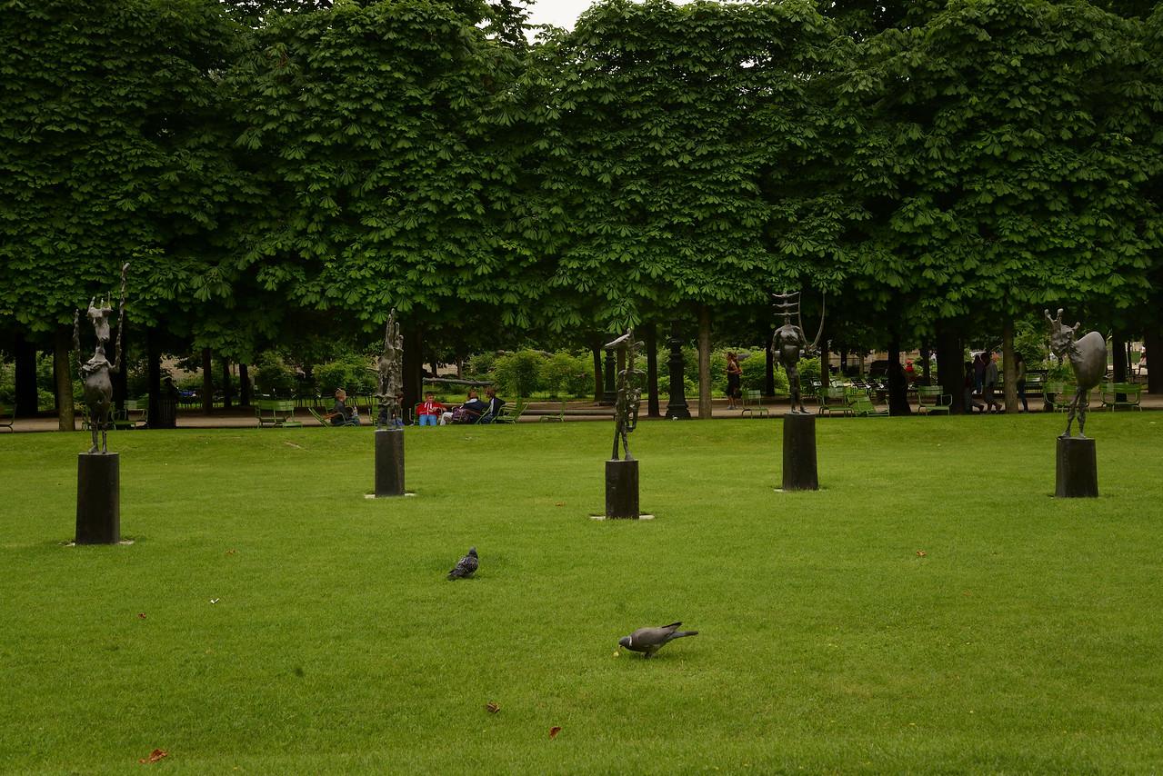 Central Paris Park