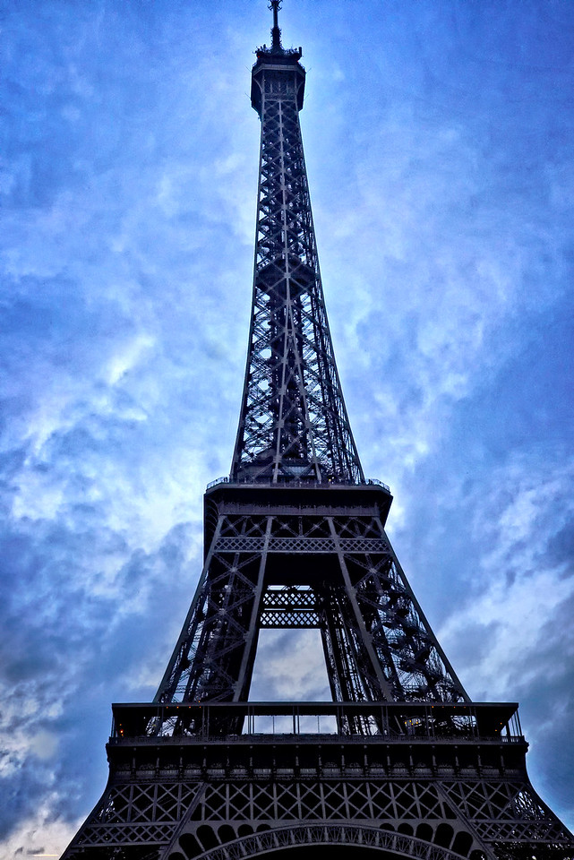 Eiffel Blues