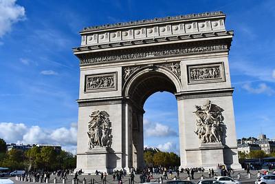 Arc de Triopmphe 1