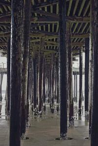 Pier legs