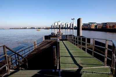 Royal Arsenal Woolwich Pier