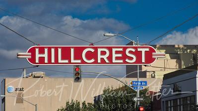 0242-Hillcrest Sign