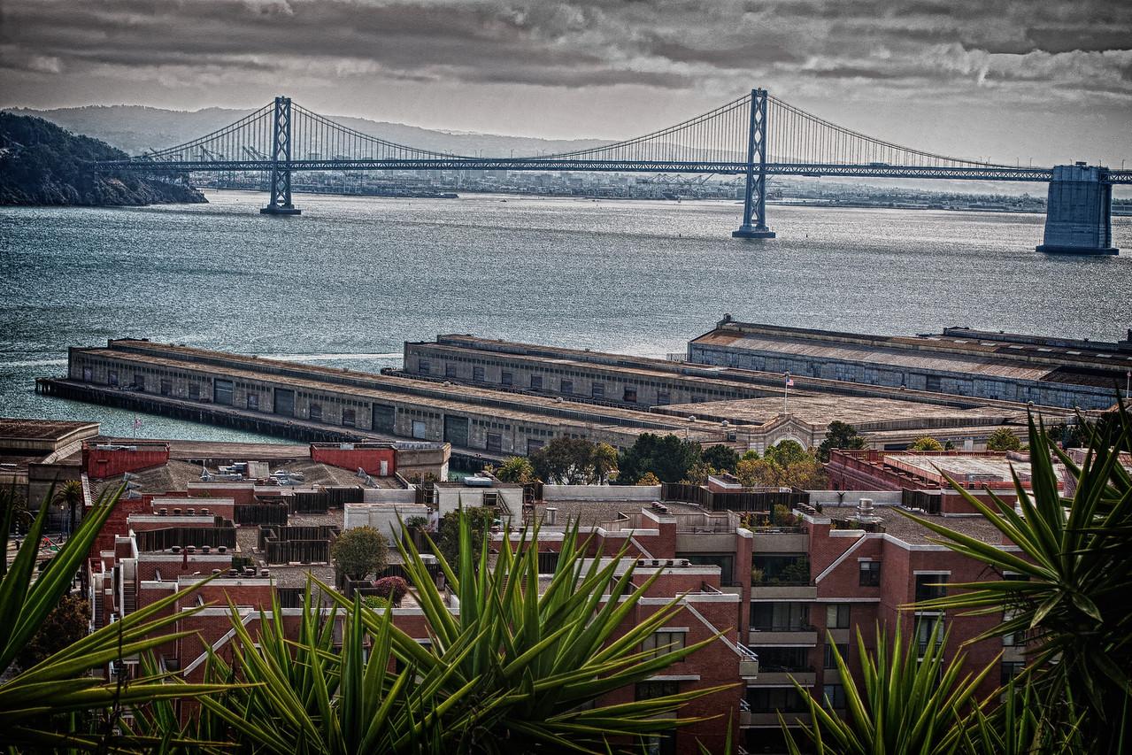 Pre-Renovation Bay Bridge