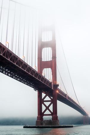 Fort Point Fog
