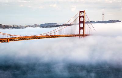 South Tower Fog