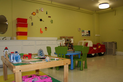 Fifth & Seneca Playroom