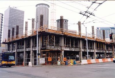 Opp Place construction 01-30-03