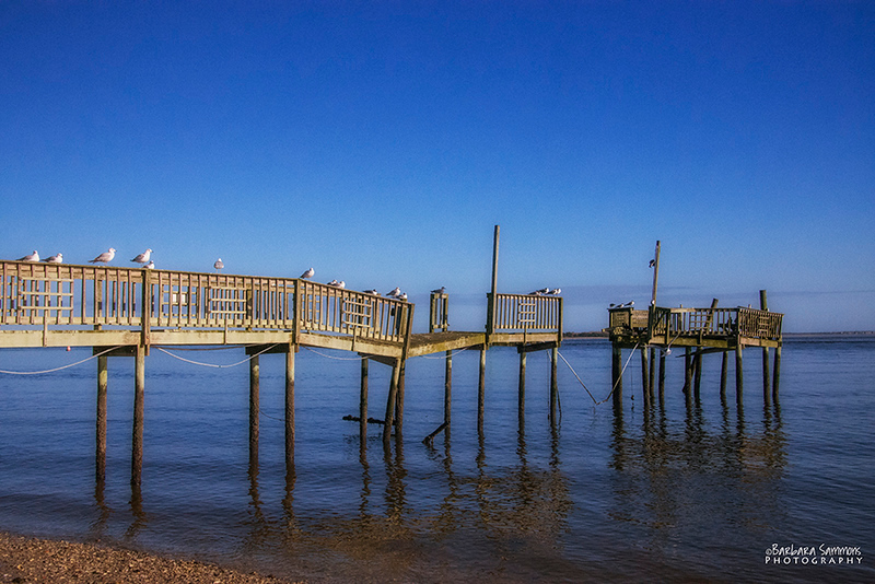 Pier on Bay Street - Southport, NC
