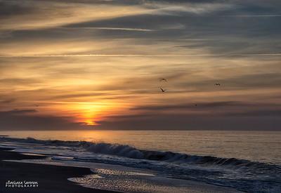 Sunrise-Yaupon Beach - Oak Island, NC