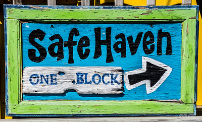 "Safe Haven sign - Movie ""Safe Haven"" starred Julianne Hough and Josh Duhamel"