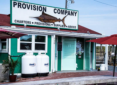 Provision Company - 130 Yacht Basin Drive - Best steamed shrimp and locally made crab cakes