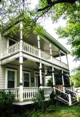102 Nash Street; Robbins-Gause House - Circa 1898