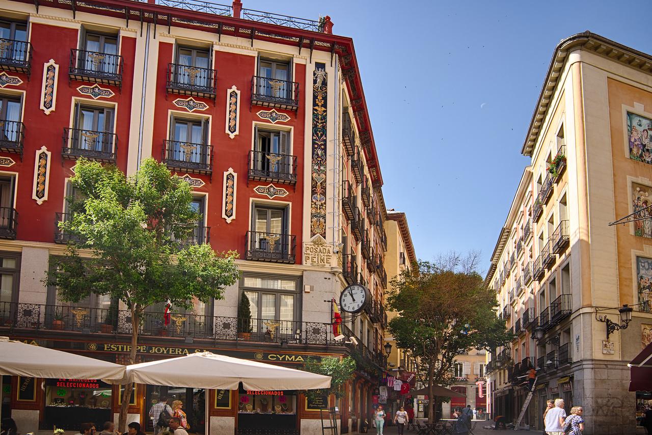 Madrid Neigborhood