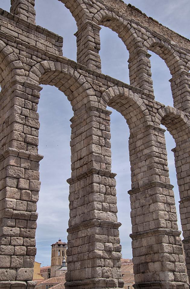 Segovia Spain Aquaduct 2
