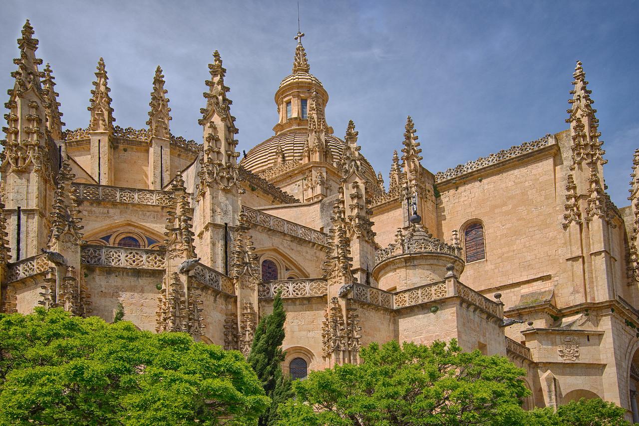 Cathedral De Segovia