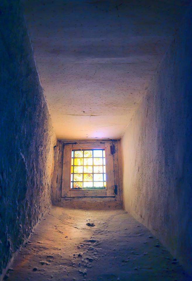 Segovia Castle window lower level