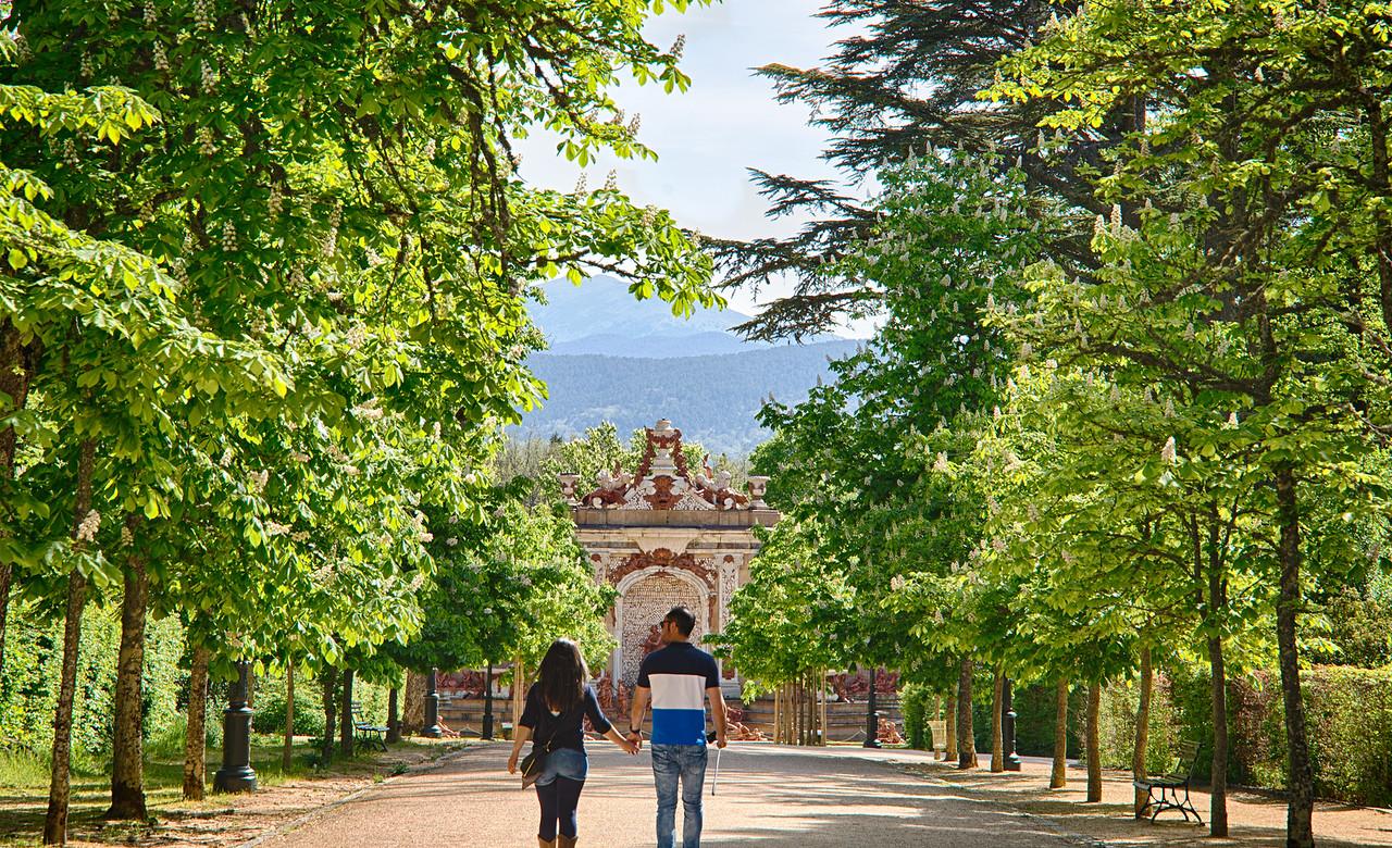 Segovia Summer Palace