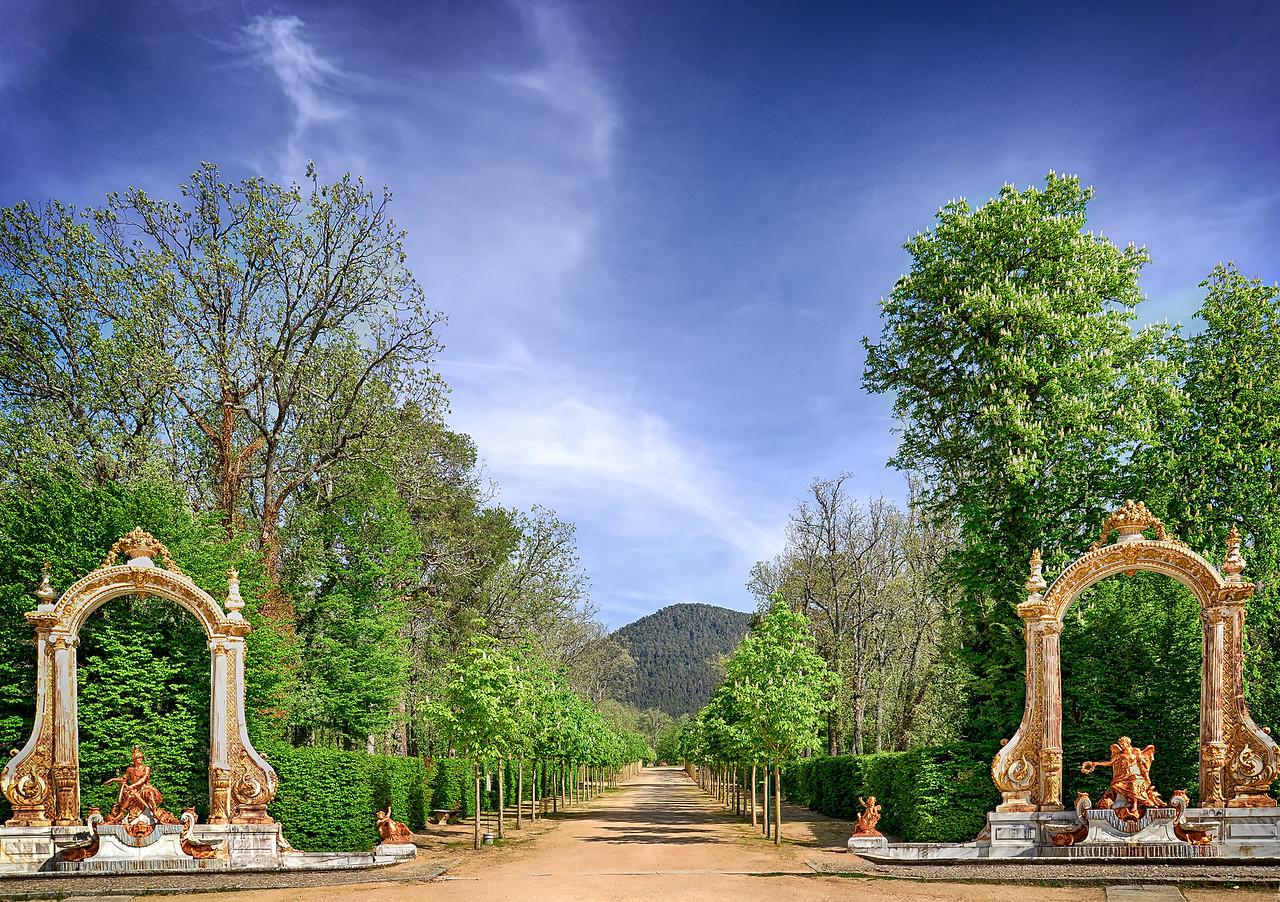 Segovia Royal Gardens