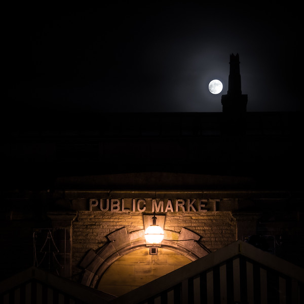 Moon Over Market