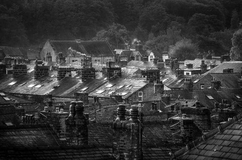 Todmorden Rooftops