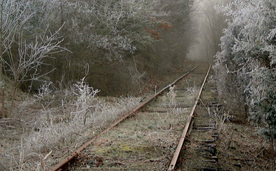 """Tracks In Time"" ~  Ashland City, Tennessee  ~ First Place Winner 