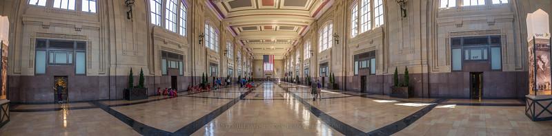 Union Station Panorama