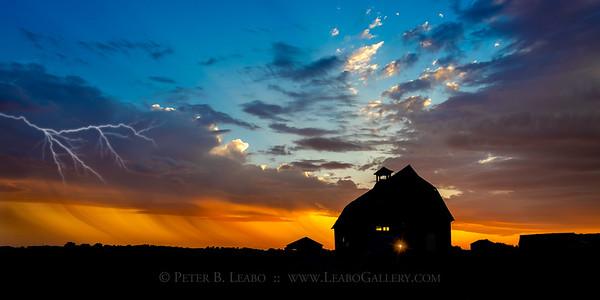 20200807-171750 Kansas City rural sunset
