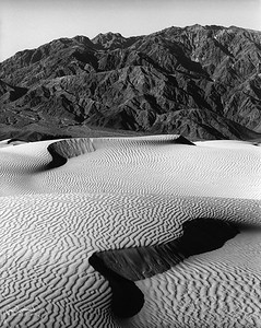 Sand Dunes, Death Valley National Monument