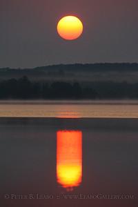 Sunrise Sun Path
