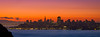 San Francisco Dawn Skyline