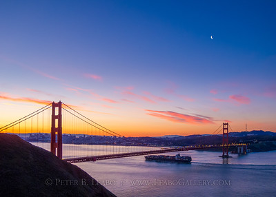 Golden Gate Dawn