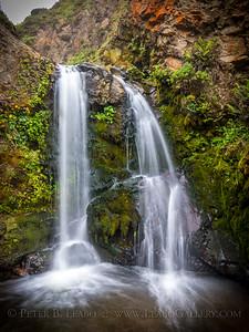 Alamere Falls Uppere Cascade