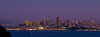 San Francisco Sunset Skyline