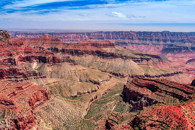 Grand Canyon from North Rim