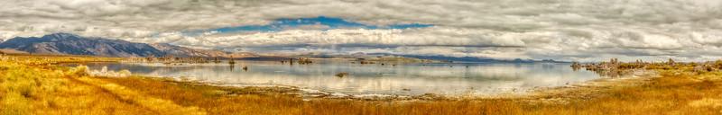 South Tufa Panoramic