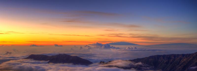 Haleakla Sunrise