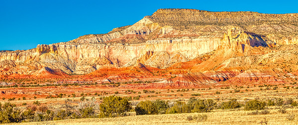 Ghost Ranch Hills