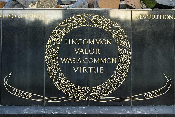 US Marine Corps War Memorial