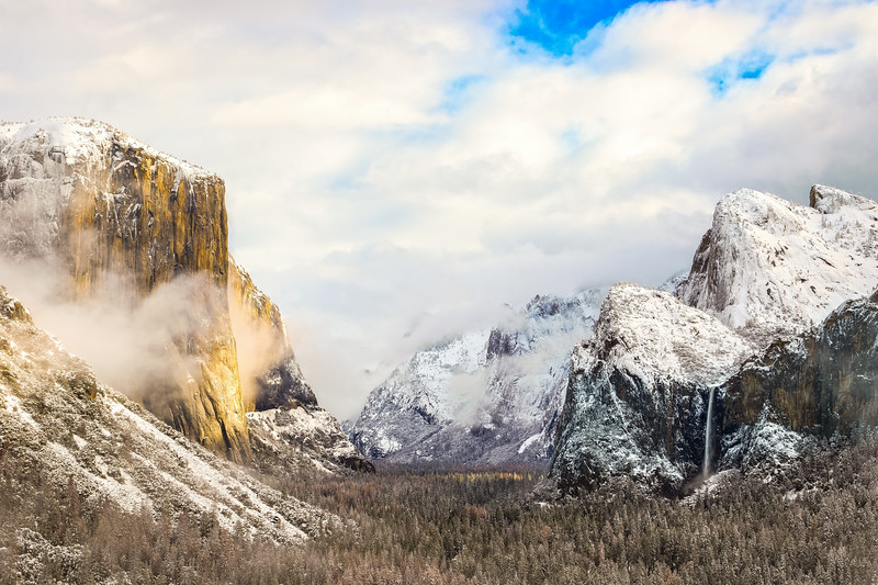 Spotlight on El Capitan