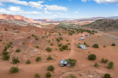 Capitol Reef BLM Campground