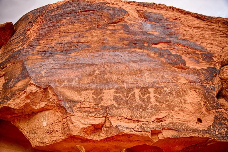 VOF Petroglyphs