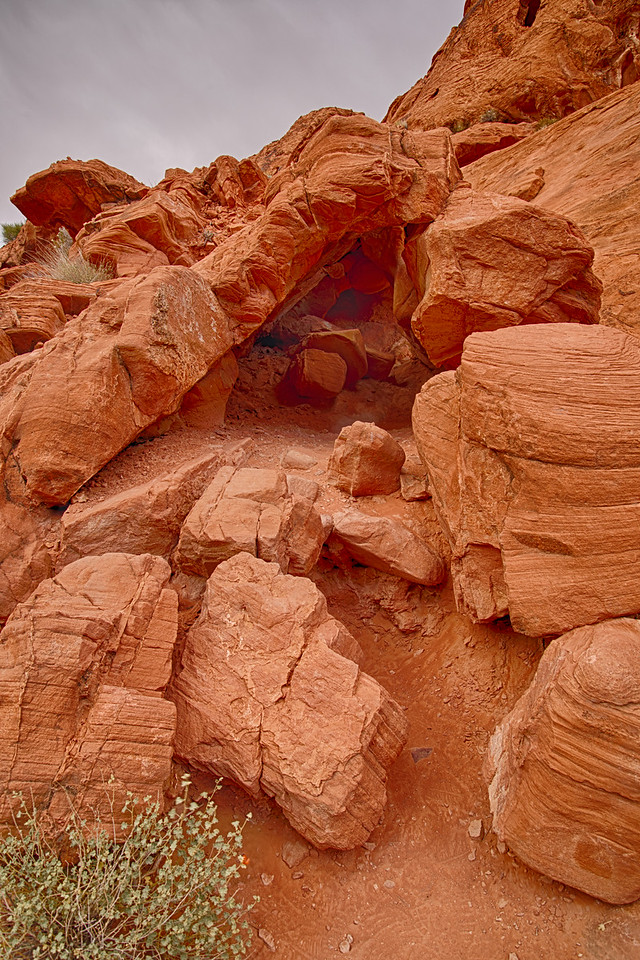 Rock Teepee VOF