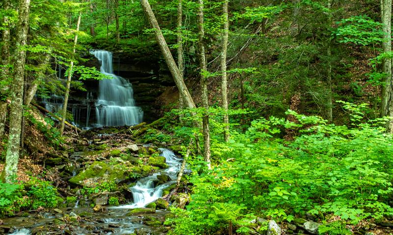 Seneca Creek Waterfall