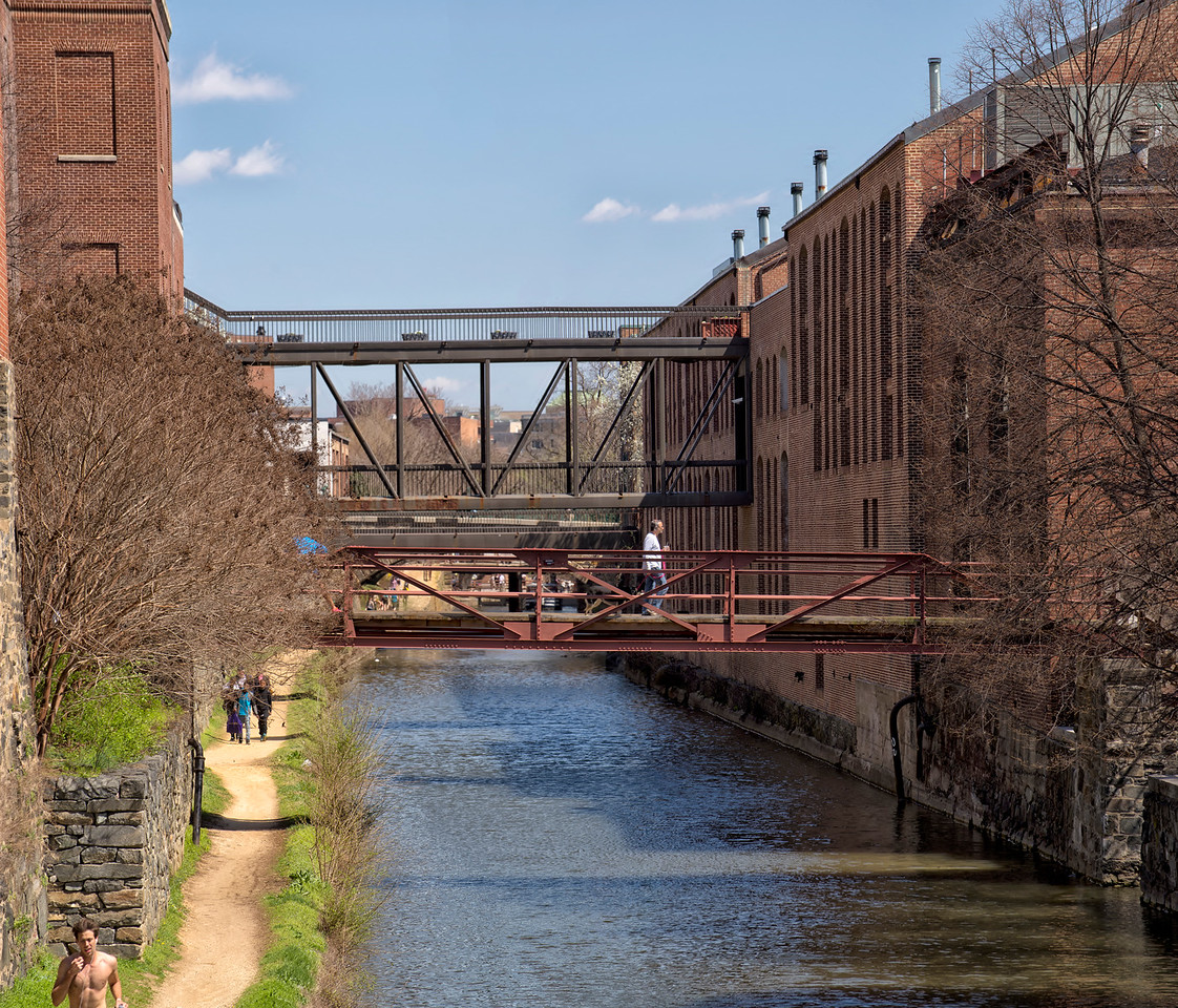 Georgetown Industrial Canals