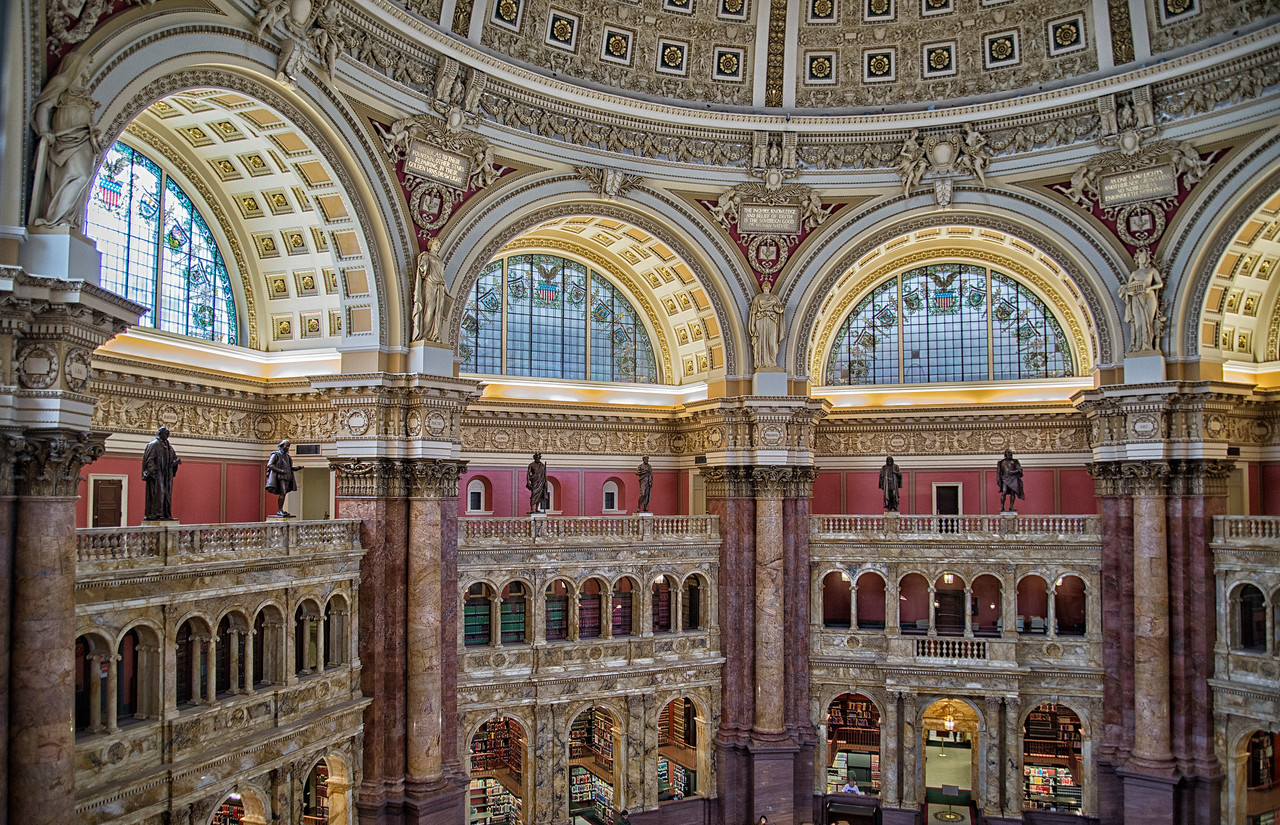 Jefferson Library of Congress