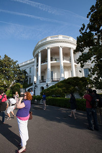G+ Photowalkers at the White House