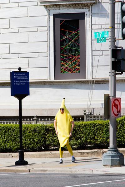Banana Man on 17th